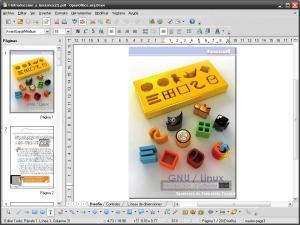 Editando archivo PDF con OpenOffice.org 3.0