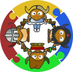 Gnu_circle