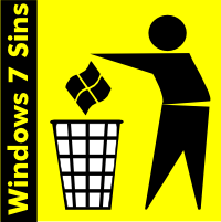 windows 7 pecados