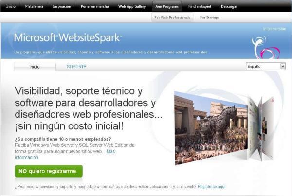 websitespark-troya