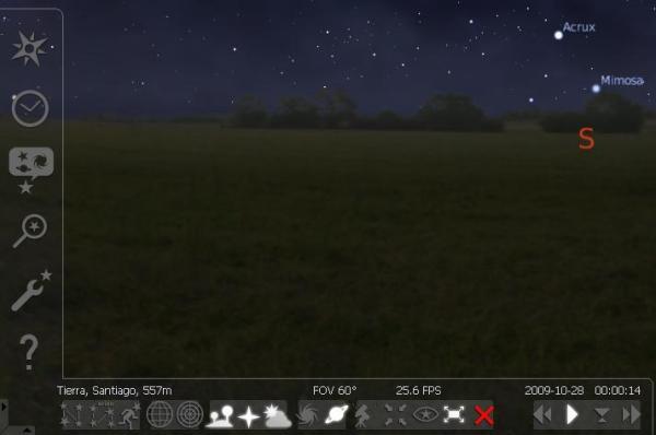 panel-control-stellarium
