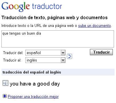 el mundo es mas traductor: