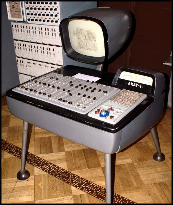 Deleite Retro: Galería de los primeros computadores (1940-1